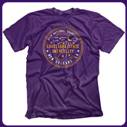 WATER METER: 2019 LSU National Champions T-Shirt by Highland & State